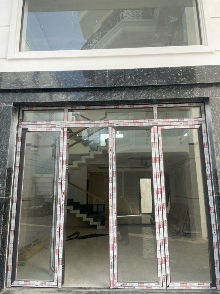 Cửa chính Xingfa bền đẹp